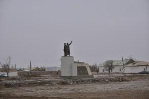 """Denkmal zum """"Großen Vaterländischen Krieg"""", Köneürgenç"""